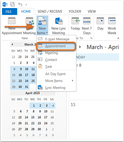 Insert Calendar Invites Into Marketing Emails
