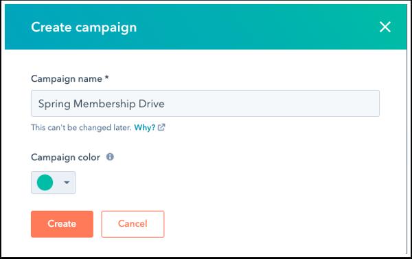 create-hubspot-campaign-dialog-box