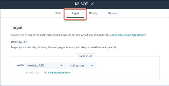 target-chatflow-tab