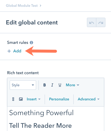 add-smart-rule-in-global-content