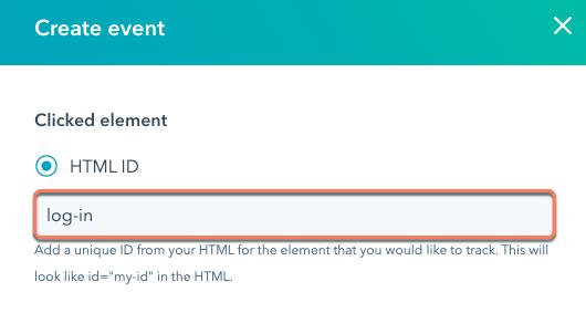 create-custom-clicked-element-ID