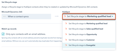 dynamics-set-lifecycle-stage