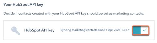 marketing-contacts-API