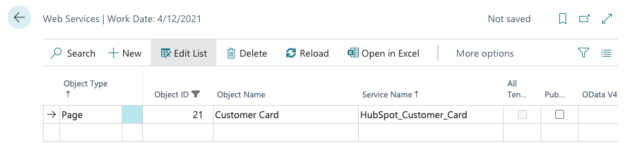 ms-business-central-customer-page-configuration