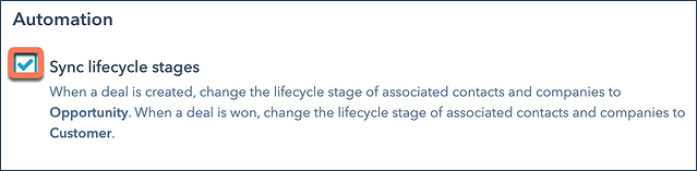 sync-lifecycle-stages-deals