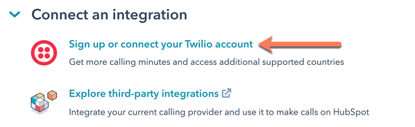 twilio-connect-set-up-link