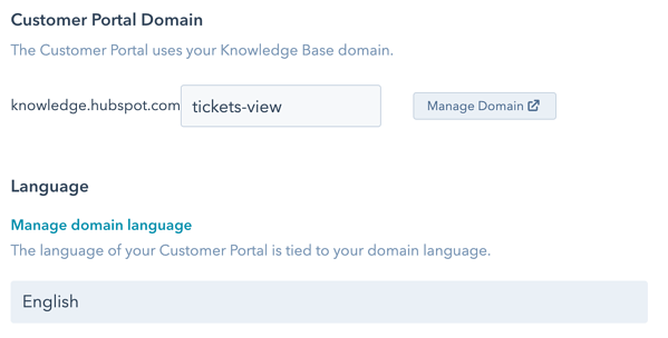 customer-portal-domain-and-language
