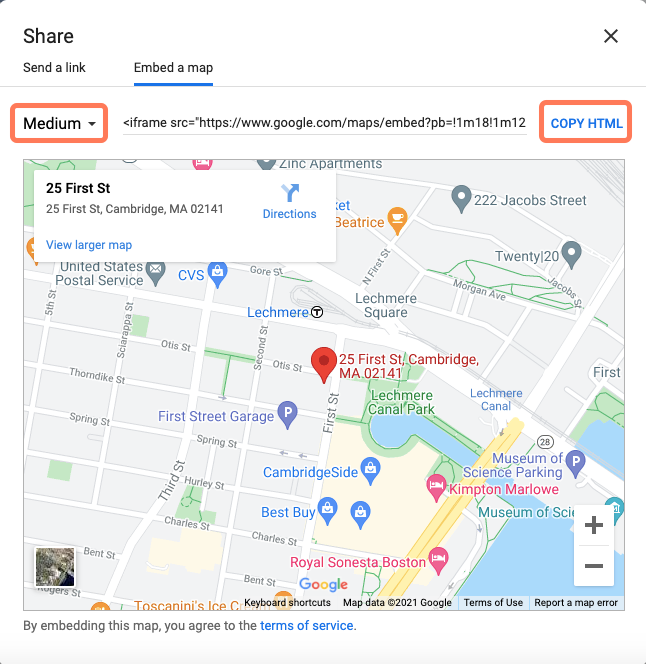 embed-a-google-map
