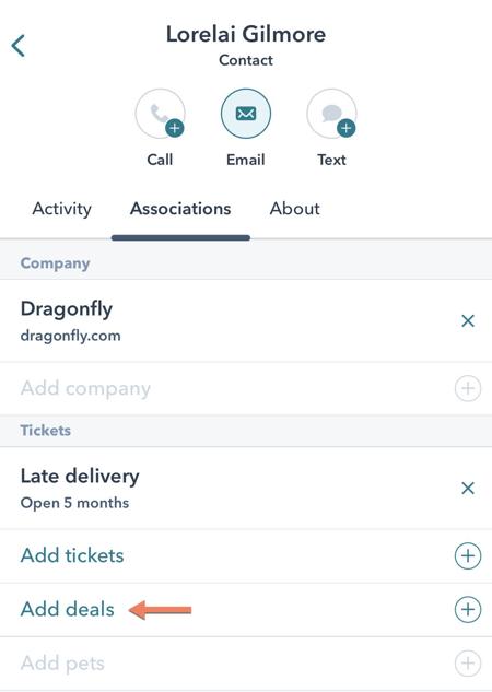 record-associations-mobile-app