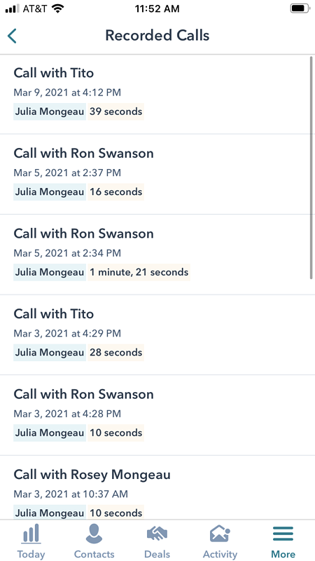 recorded-calls-on-mobile