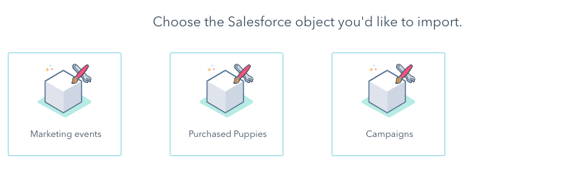 salesforce-import-custom-object