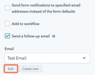 select-follow-up-email-in-form-module