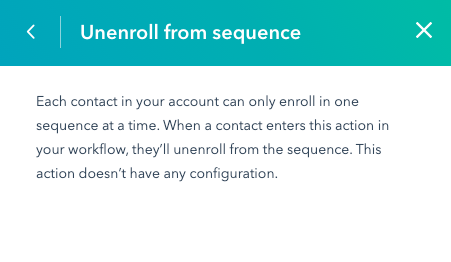 unenroll-from-sequence-workflow-action0