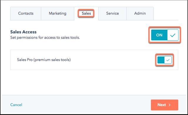 Wie kann ich einen Nutzer zu meinem Team in HubSpot Sales Starter ...
