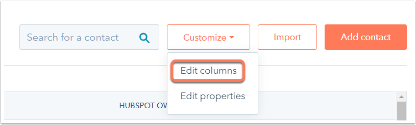 Image result for hubspot custom filters