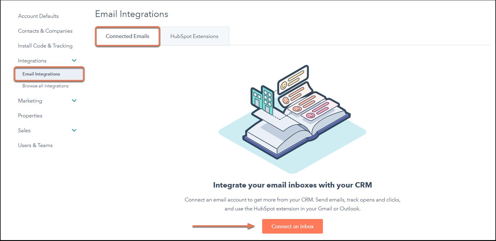 Conectar con Gmail
