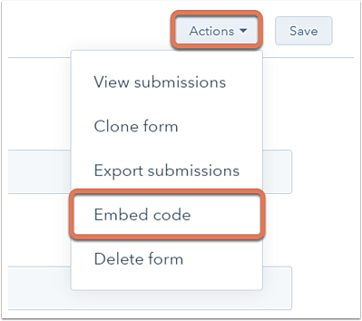 HubSpot Community - How to embed form from hubspot on external site