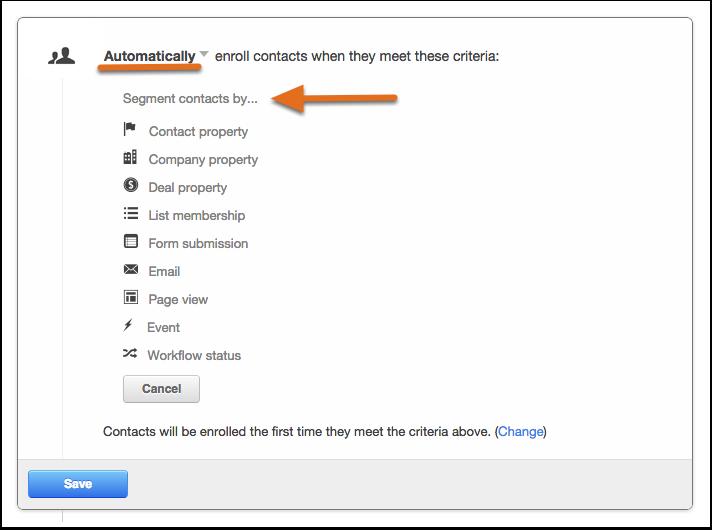 Captura de pantalla de artículo de ayuda de HubSpot