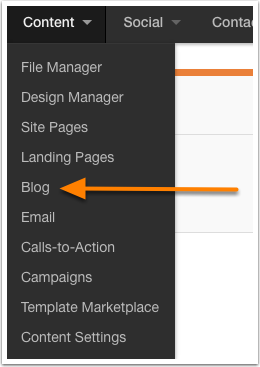 HubSpot Help article screenshot