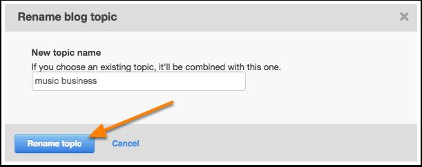 Captura de pantalla de un artículo de ayuda de HubSpot