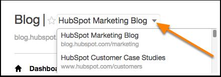 Select blog