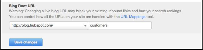 Blog-root-URL