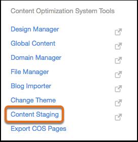 Preparación de contenido