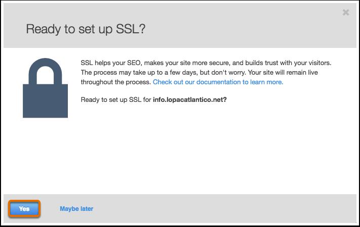 Enable-SSL-Confirmation