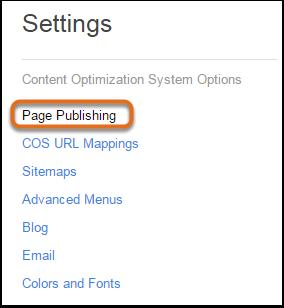 Page-publishing