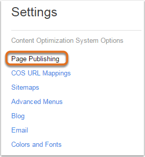 Page-publishing