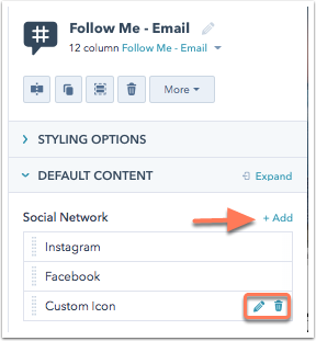 follow-me-email-options
