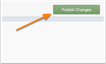 Publish changes