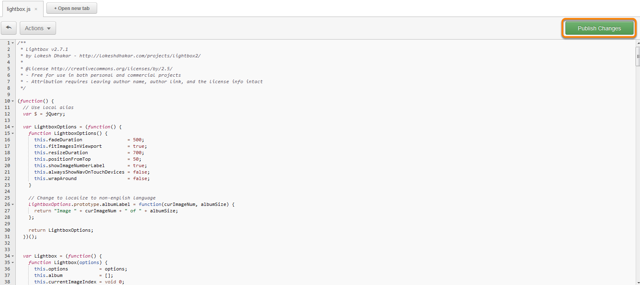 How to add a Javascript file to HubSpot v2