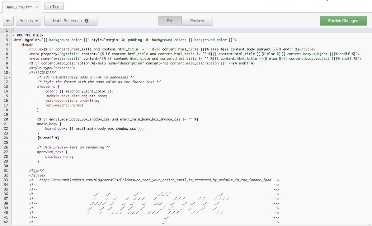 Code Editor (Editor de código)