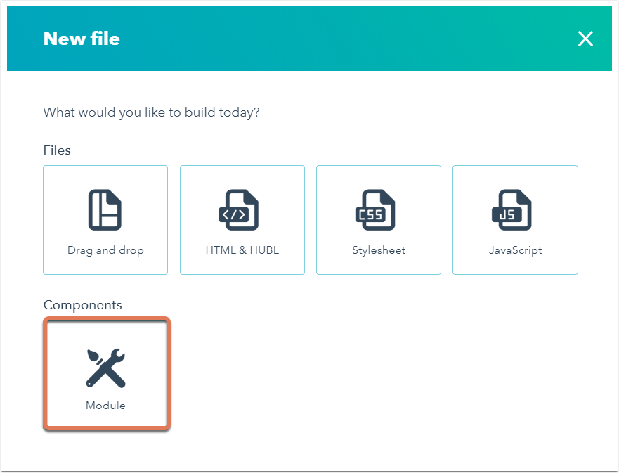 création-module-fichier
