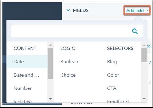 module-add-field