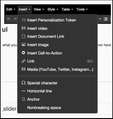 Captura de pantalla del artículo Help (Ayuda) de HubSpot