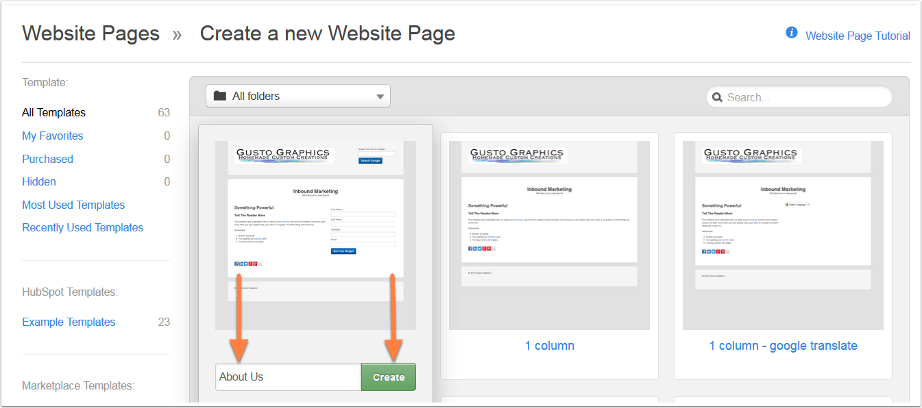 select-a-website-page-template.png