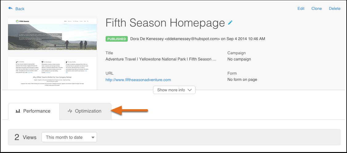 Captura de pantalla del artículo de Help (Ayuda) de HubSpot