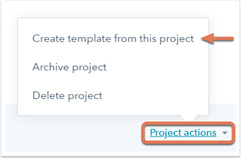 création-template-du projet