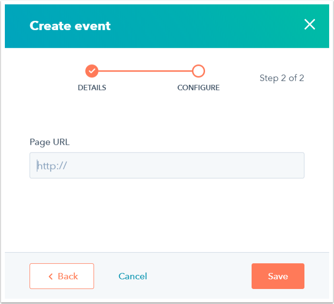 HubSpot のヘルプ記事のスクリーンショット