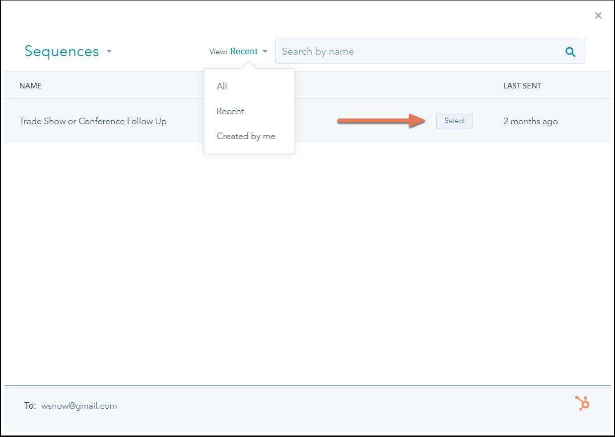 Capture d'écran d'un article de support HubSpot