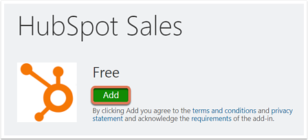 Install HubSpot Sales for Gmail, Office 365, and Outlook desktop