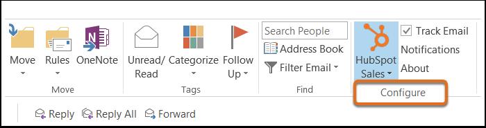 Outlook configuracion