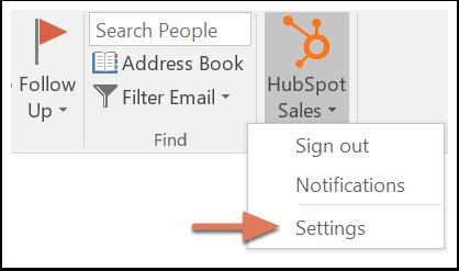 Troubleshoot the HubSpot Sales Outlook desktop add-in