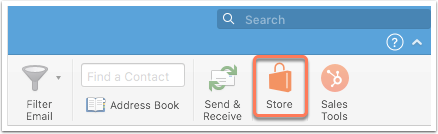 Uninstall the HubSpot Sales email extension