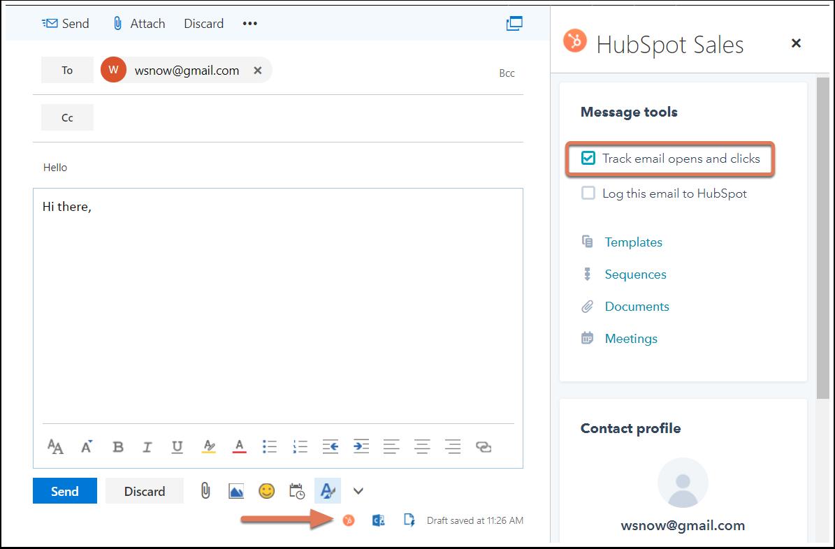 HubSpot-Hilfeartikel– Screenshot
