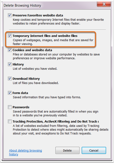 Temporary-internet-files