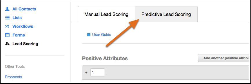 Automatisches Lead-Scoring in HubSpot Marketing