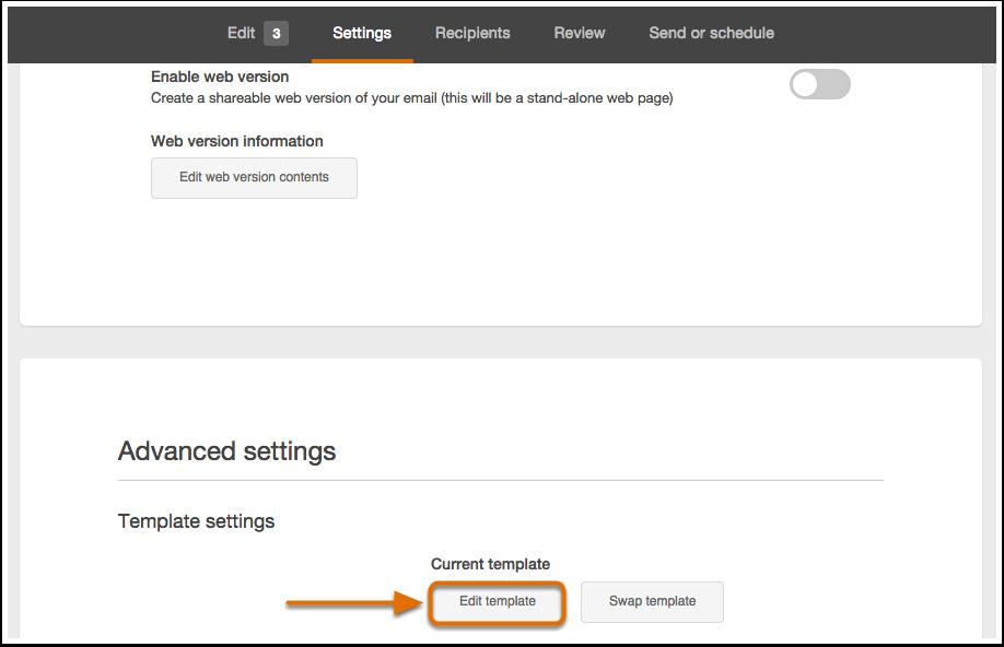 Editar-Botón de-Plantilla-desde-el-E-mail